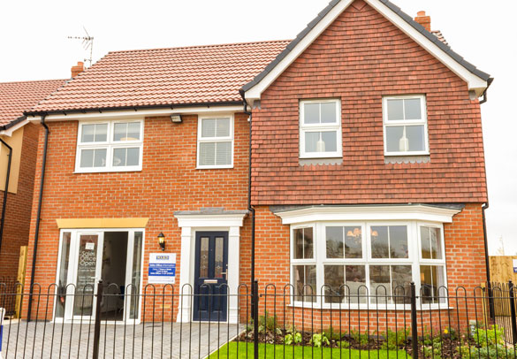 Peter Ward Homes open day proves huge success