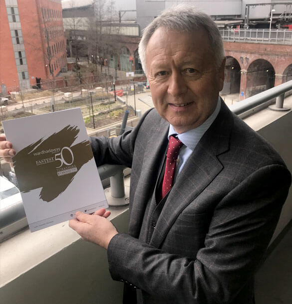 East Yorkshire based Business listed in Fastest Growth list for Second Year Running
