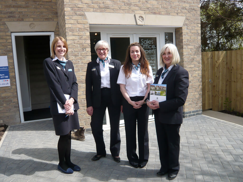 A day in the life of a Peter Ward Homes Sales Representative…